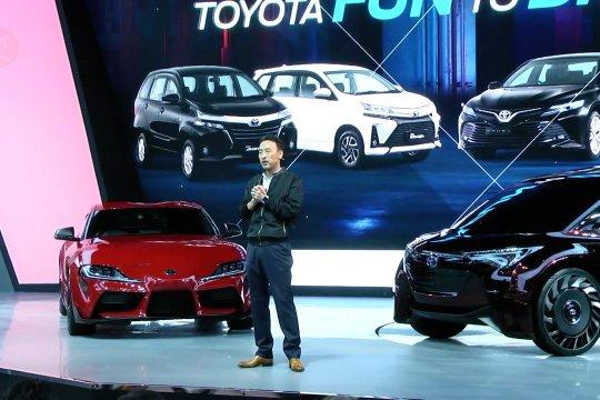 Toyota kenalkan seri sport premium Supra GR