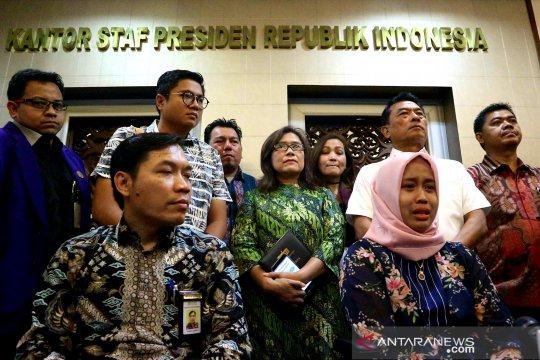 KSP terima drg Romi bahas pemulihan hak-hak CPNS