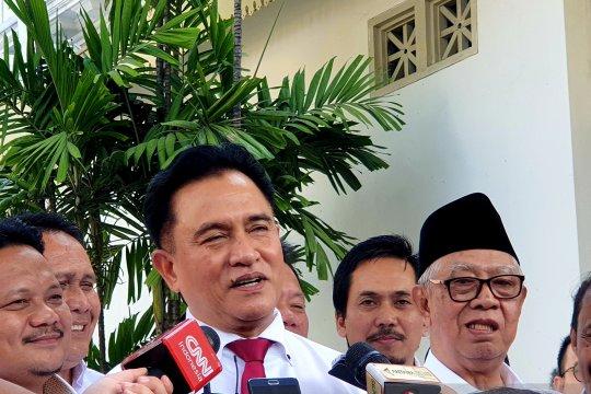PBB tetap gelar Muktamar V, meski diisukan perpecahan