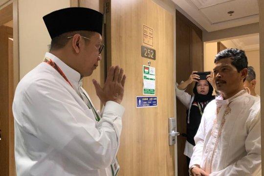 Amirul Hajj kunjungi pondokan jamaah hingga shalat di Masjidil Haram