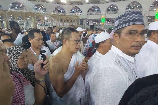 Amirul Hajj imbau jamaah Indonesia jaga kesehatan jelang wukuf