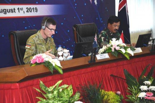 Panglima TNI: Kerja sama militer tingkatkan hubungan bilateral