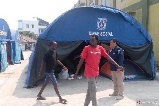 Dinsos DKI persilakan masyarakat yang ingin bantu pencari suaka