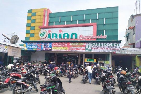 Irian Supermarket di Medan dirampok, pelaku ambil 400 juta