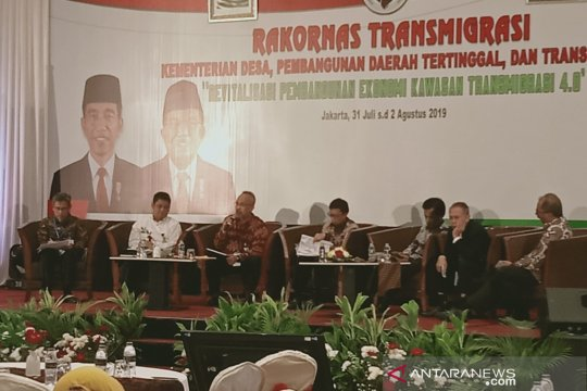 Staf Presiden: Transmigrasi harus dilakukan secara tematik