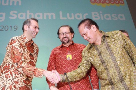 Ini jajaran direksi dan komisaris baru Indosat Ooredoo
