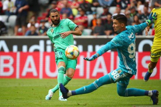 Piala Audi: Madrid tekuk Fenerbache 5-3