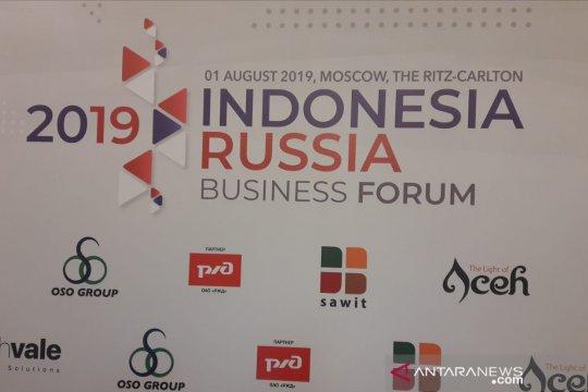 Pengusaha: Informasi bisnis Indonesia-Rusia belum lengkap