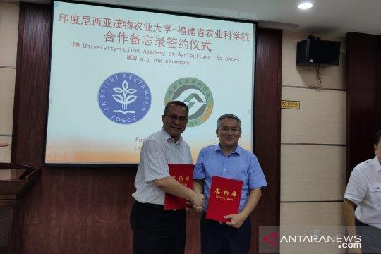 Rektor IPB kembangkan Pertanian 4.0 sepulang dari Tiongkok
