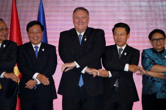AS tidak pernah meminta keberpihakan ke negara ASEAN