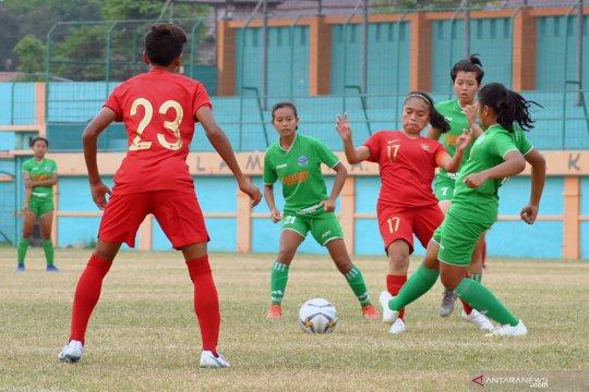 Timnas putri beruji coba di Thailand matangkan persiapan Piala AFF