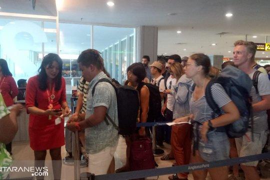 AirAsia lakukan penerbangan perdananya ke Labuan Bajo
