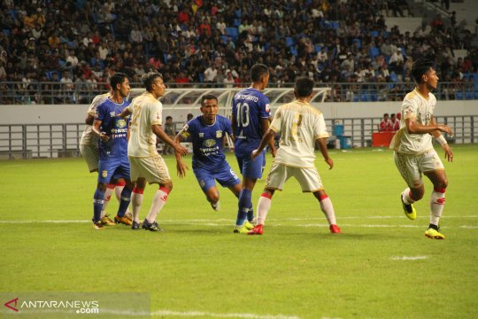 Pesan khusus pelatih Persiba buat Taufiq Kasrun jelang lawan Martapura