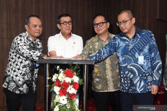 Kerjasama layanan pembayaran PNBP Bank Mandiri - Kemenkumham