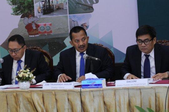 Penjualan Semen Baturaja tumbuh 2 persen semester I-2019