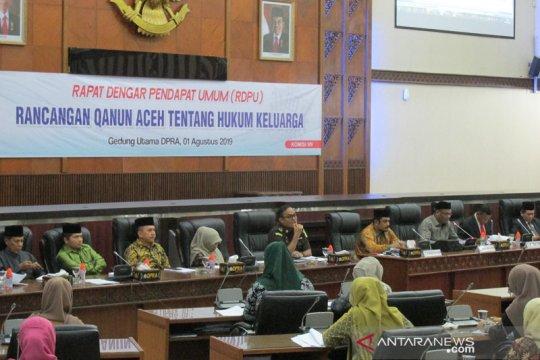 DPRA: Hukum nasional belum mampu menjamin perlindungan keluarga