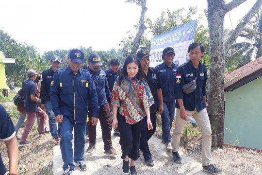 Mahasiswa Universitas Pancasila masuki tahun ke-3 bangun desa di Bogor