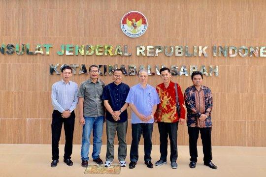 Skema KKN internasional dampingi TKI di Kinabalu disiapkan UMM