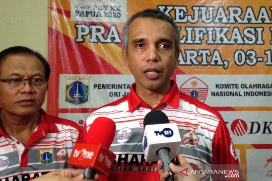 Tim bola voli DKI targetkan lolos kualifikasi PON 2020 Papua