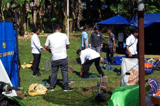 ASN dikerahkan bershalat Idul Adha di lokasi pengungsi