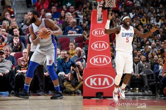 Bintang NBA mundur lagi dari timnas AS, giliran Drummond dan Harrell