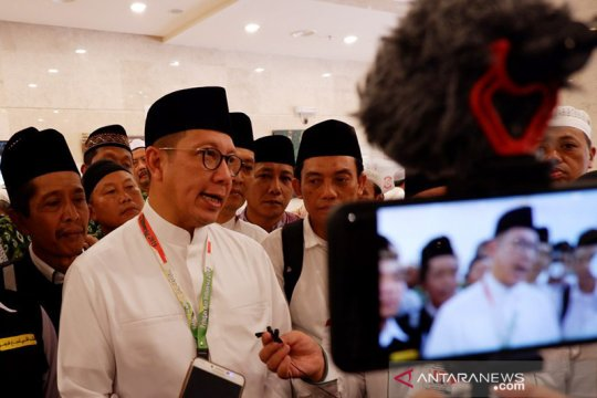Kunjungan Menag Lukman Hakim pastikan jamaah haji mendapat layanan terbaik