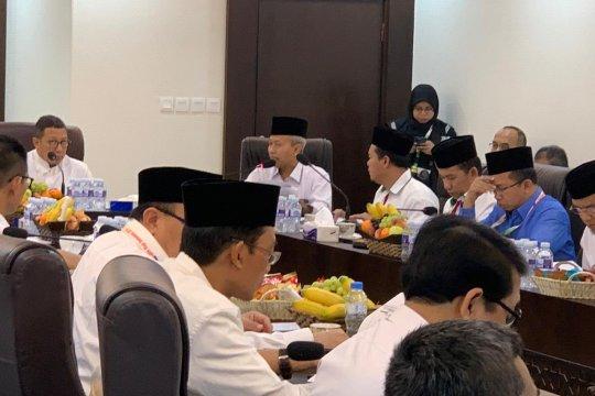 Amirul Hajj kumpulkan petugas bahas pelaksanaan puncak musim haji