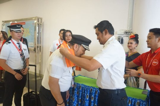Rute penerbangan di Bandara Internasional Yogyakarta bertambah