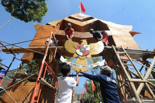 BPIP: Pancasila perpaduan pemikiran kelompok agamis dan nasionalis