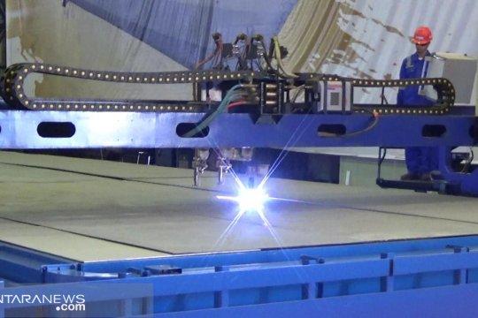 PAL mulai produksi kapal perang bersenjata terpadu, pesanan Kemenhan
