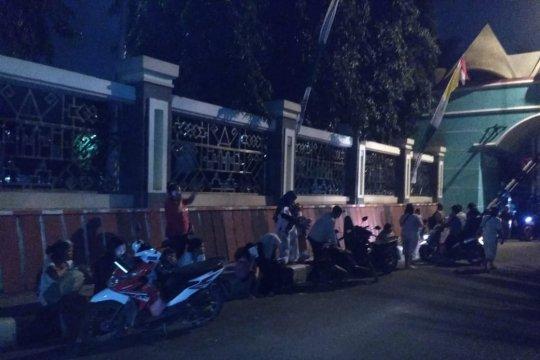 Pos SAR: Air laut pantai Lampung Selatan masih normal