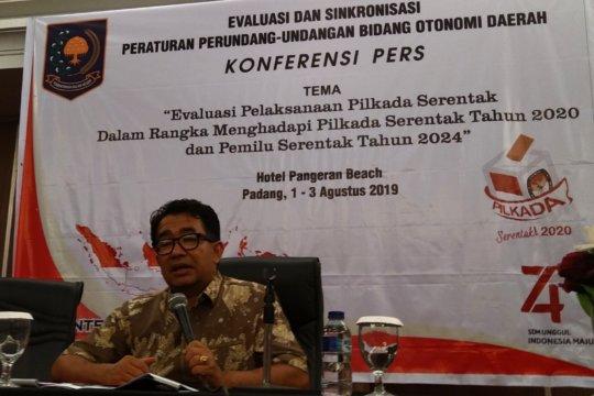 Dirjen Otda : Tidak boleh ada kekosongan pemerintahan di Padang