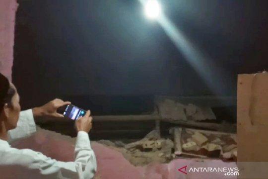 5 rumah di Puncak Bogor rusak akibat gempa Banten