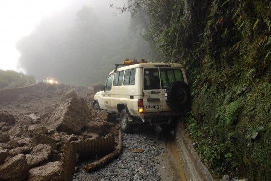 Freeport buka kembali akses jalan tambang tertutup longsor