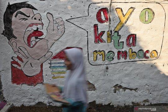 Penyelenggaraan JILF diharap jadikan Jakarta tempat literasi dunia