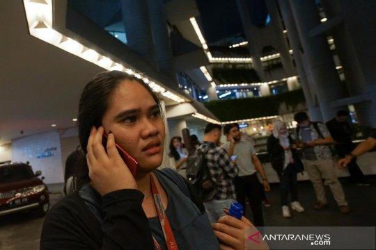 Warga Jakarta panik merasakan gempa magnitudo 7,4