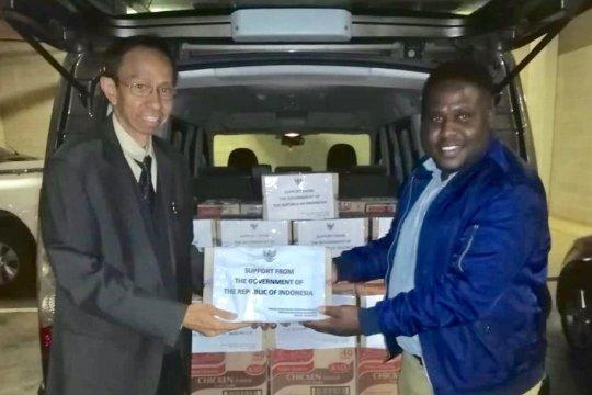 Mie instan Indonesia hadir dalam Hari Nelson Mandela di Afrika