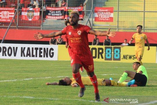 Kalteng Putra Tumbangkan Semen Padang FC Page 4 Small