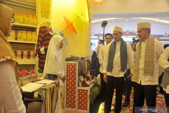 Pembukaan Festival Ekonomi Syariah Regional Sumatera
