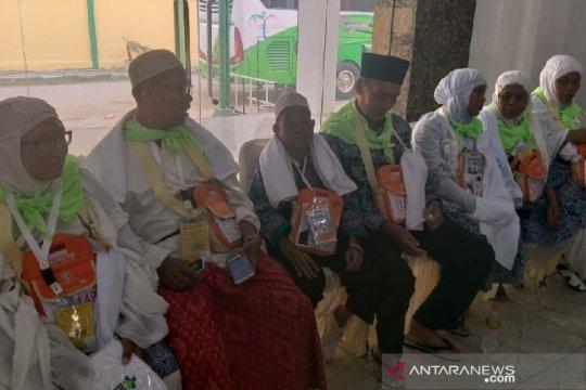 85,63 persen jamaah haji Sumut sudah di Mekkah