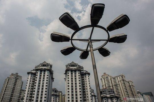 Penyewaan hunian apartemen picu KPR nonsubsidi tumbuh lambat