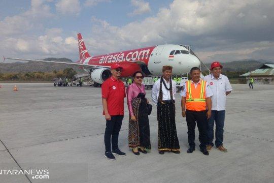 Baru dibuka, kursi rute AirAsia Denpasar-Labuan Bajo ludes terjual