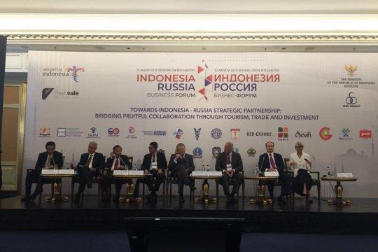 Gubernur Yogyakarta yakinkan pengusaha Rusia soal kemudahan investasi