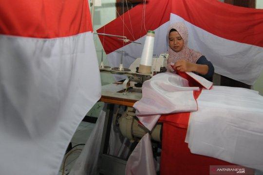 Pembuatan Bendera Merah Putih