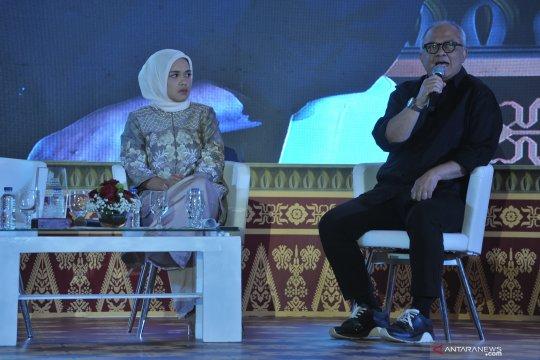 Talkshow peluang bisnis fesyen muslim