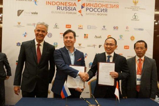 Rusia siap impor sejumlah produk asal Jateng