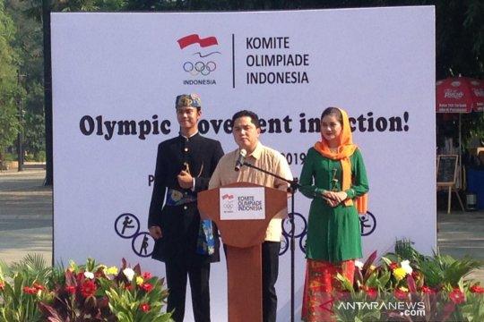 Erick Thohir: Penting bagi anak muda mengenal berbagai cabang olahraga