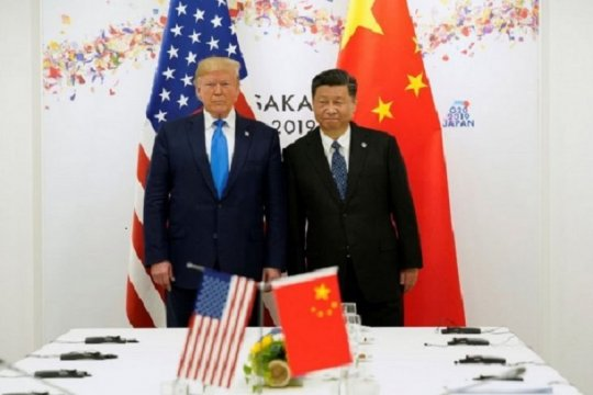 China : Kami ingin cara 'damai' selesaikan sengketa dagang AS