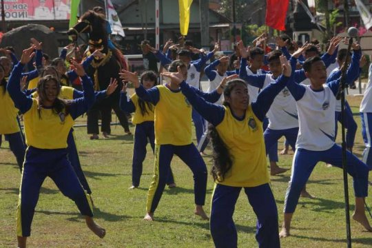 HUT RI di Istana Negara, ratusan penari soreng Magelang siap tampil