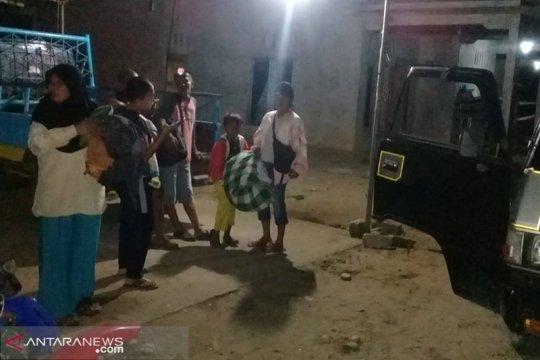 BNPB: Beberapa rumah rusak akibat gempa Banten